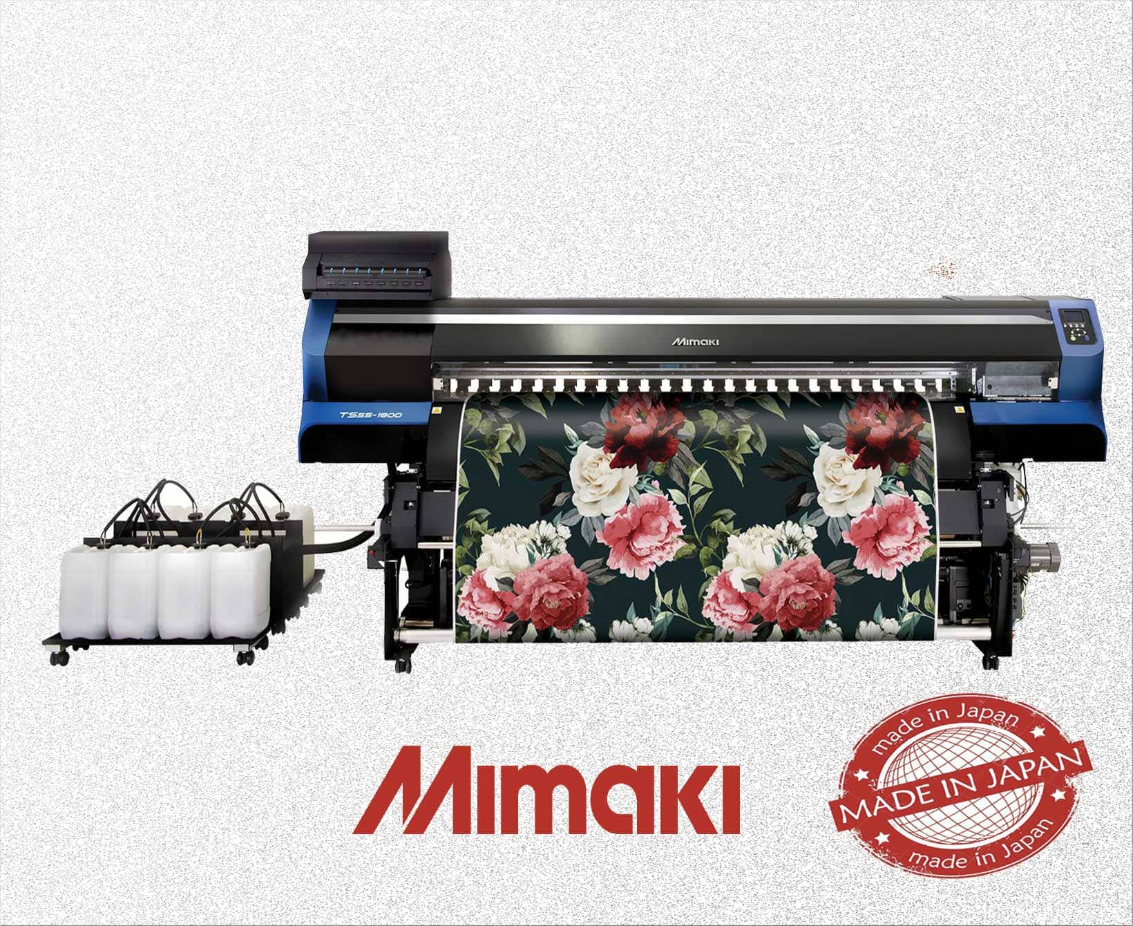 Mimaki Ts55-1800 | Digital printing machine