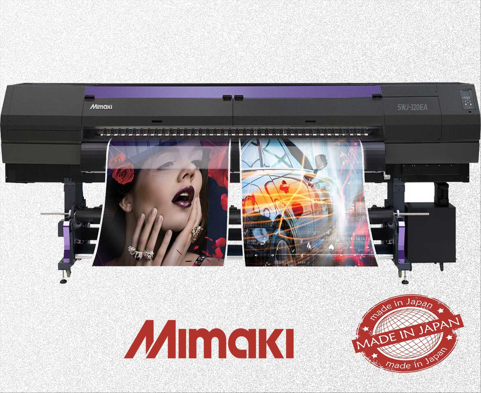 Printing for advertising